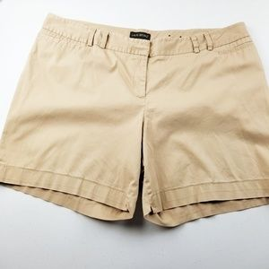 Lane Bryant Khaki Shorts